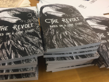 Walker Lee's novel The Revolt